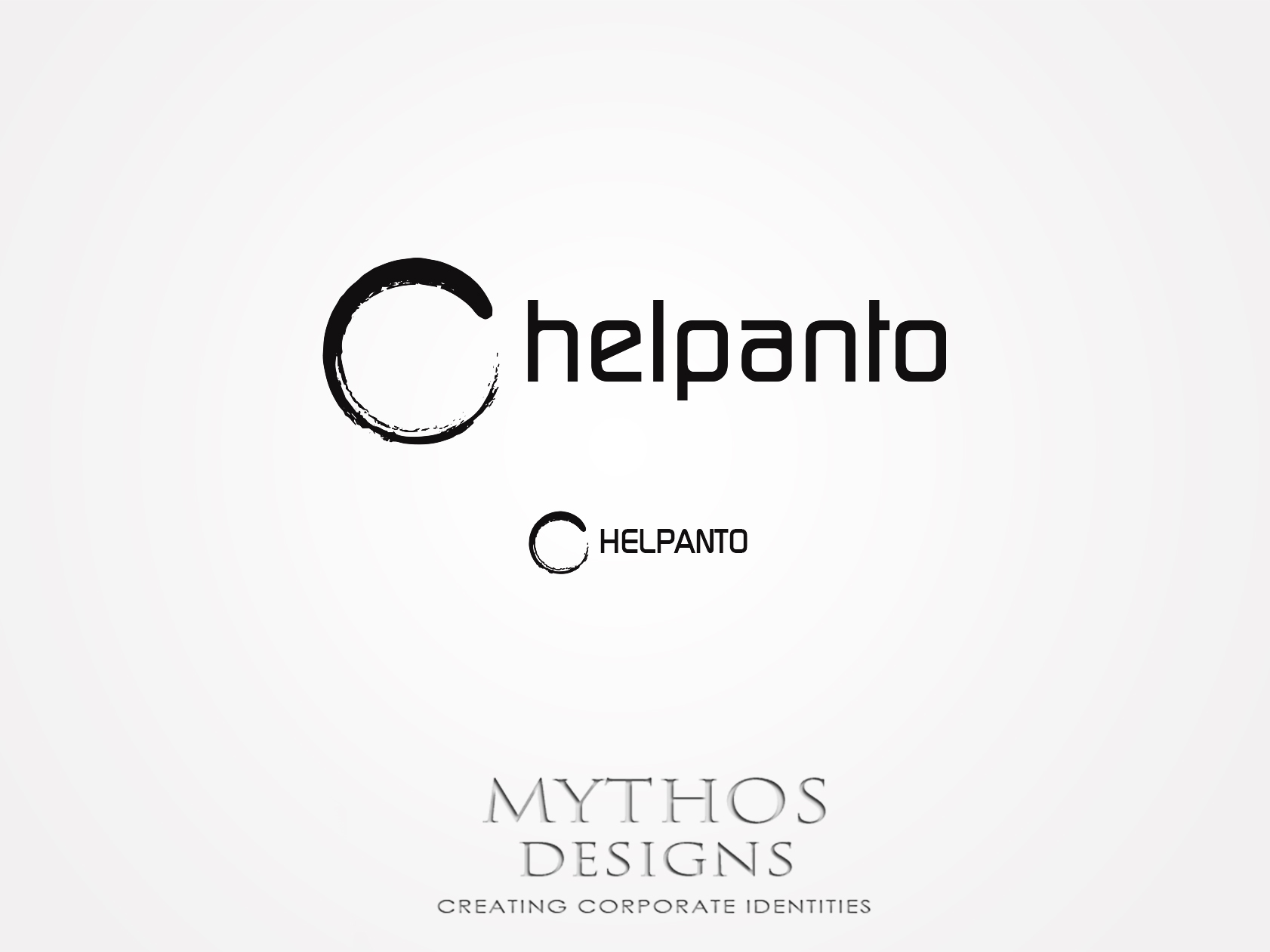 Logo Design by Mythos Designs - Entry No. 110 in the Logo Design Contest Artistic Logo Design for helpanto.