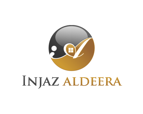Logo Design by Deni Prawira - Entry No. 20 in the Logo Design Contest Fun Logo Design for Injaz aldeera.