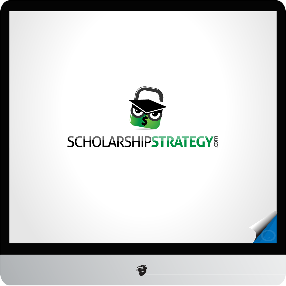 Logo Design by zesthar - Entry No. 83 in the Logo Design Contest Captivating Logo Design for Scholarshipstrategy.com.