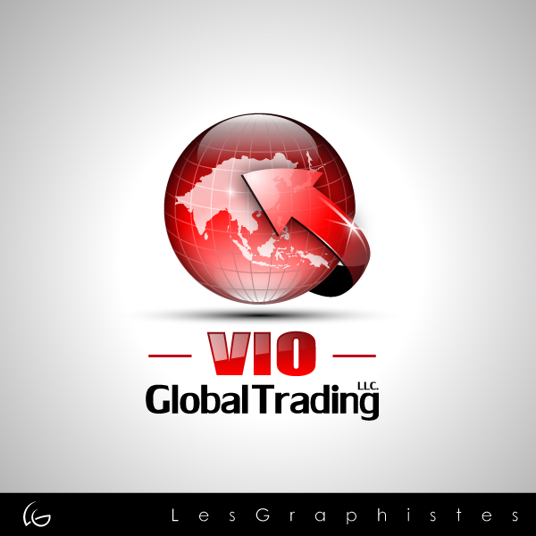Logo Design by Les-Graphistes - Entry No. 26 in the Logo Design Contest Vio Global Trading, LLC.