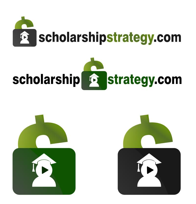 Logo Design by Private User - Entry No. 92 in the Logo Design Contest Captivating Logo Design for Scholarshipstrategy.com.