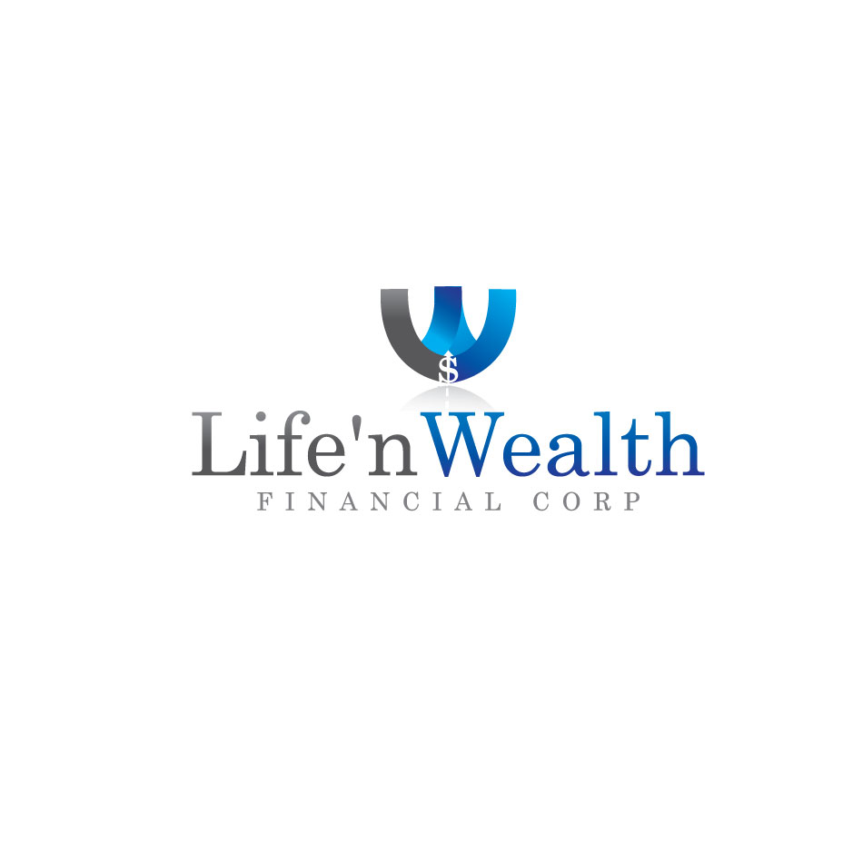Logo Design by logoziner - Entry No. 29 in the Logo Design Contest Life'nWealth Financial Corp..