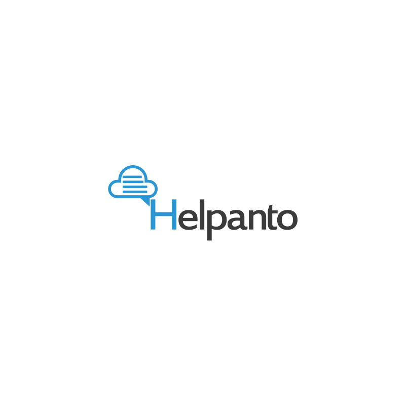 Logo Design by moisesf - Entry No. 118 in the Logo Design Contest Artistic Logo Design for helpanto.