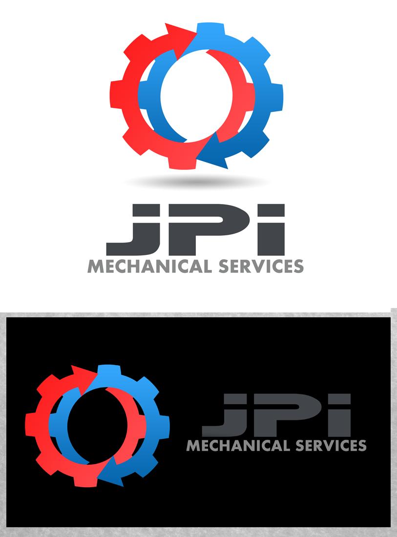 Logo Design by Private User - Entry No. 6 in the Logo Design Contest Inspiring Logo Design for JPI Mecanical Services.