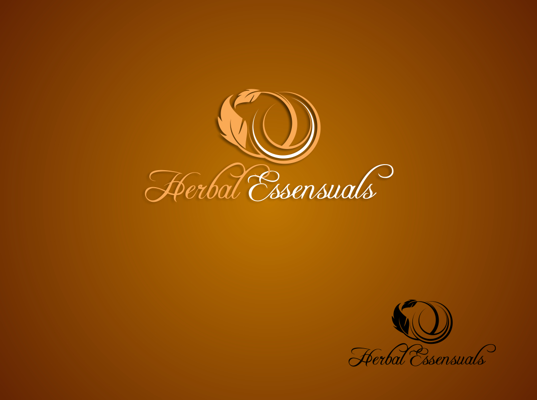 Logo Design by Chris Frederickson - Entry No. 61 in the Logo Design Contest Captivating Logo Design for Herbal Essensuals.