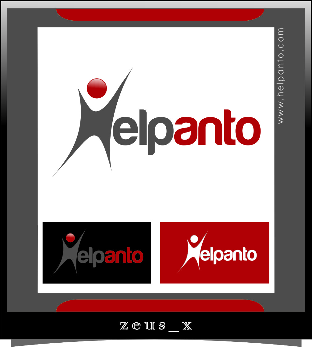 Logo Design by Ngepet_art - Entry No. 122 in the Logo Design Contest Artistic Logo Design for helpanto.