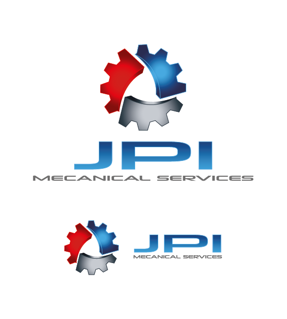 Logo Design by Jamex Anselmo - Entry No. 7 in the Logo Design Contest Inspiring Logo Design for JPI Mecanical Services.