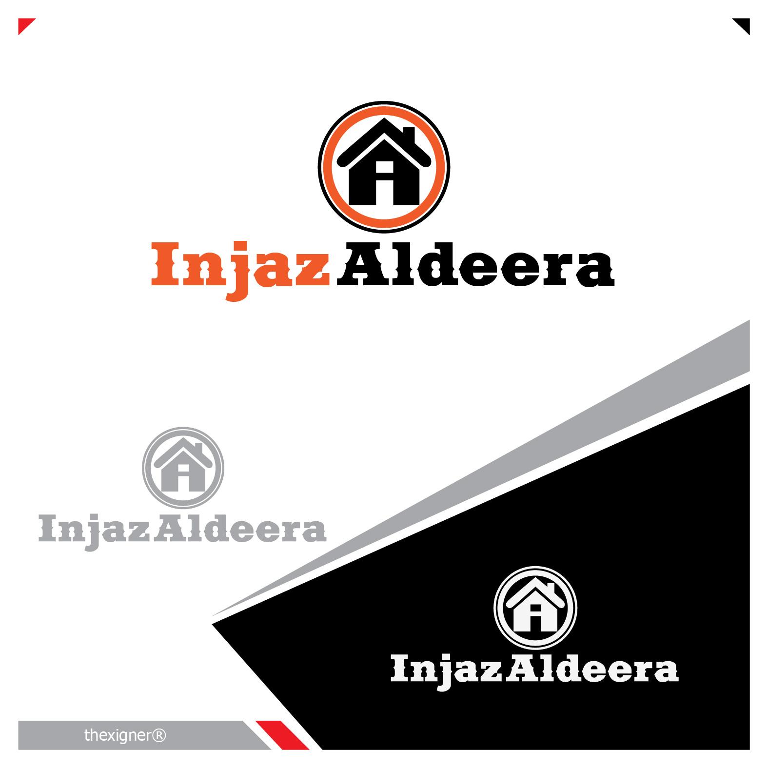 Logo Design by lagalag - Entry No. 22 in the Logo Design Contest Fun Logo Design for Injaz aldeera.