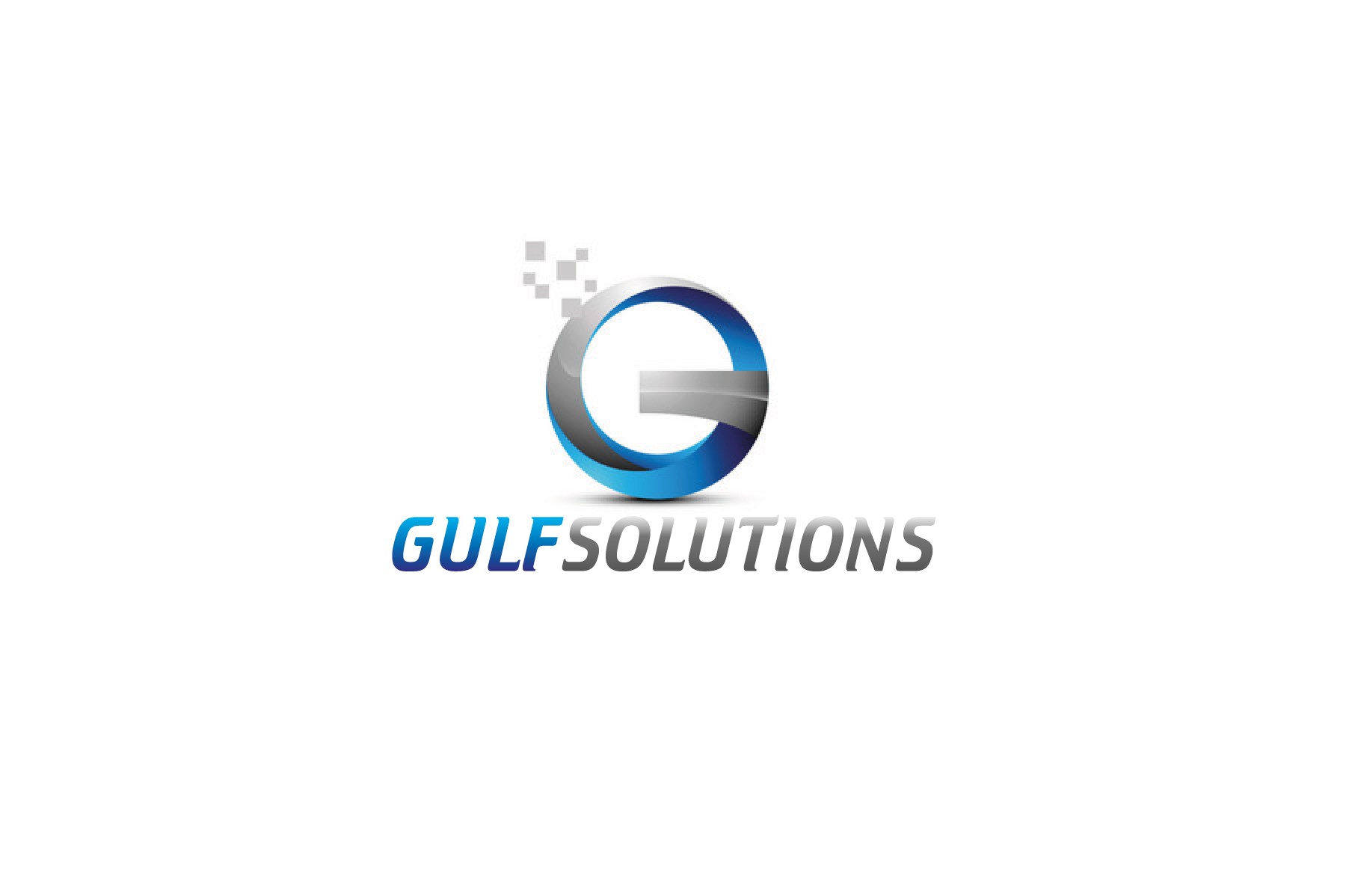 Logo Design by Private User - Entry No. 17 in the Logo Design Contest New Logo Design for Gulf solutions company.