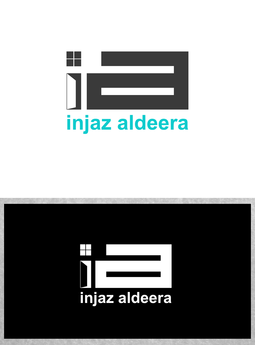 Logo Design by Private User - Entry No. 25 in the Logo Design Contest Fun Logo Design for Injaz aldeera.