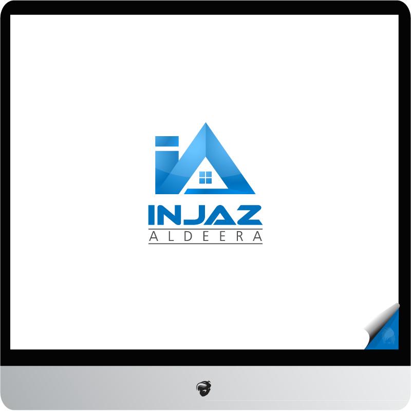 Logo Design by zesthar - Entry No. 26 in the Logo Design Contest Fun Logo Design for Injaz aldeera.