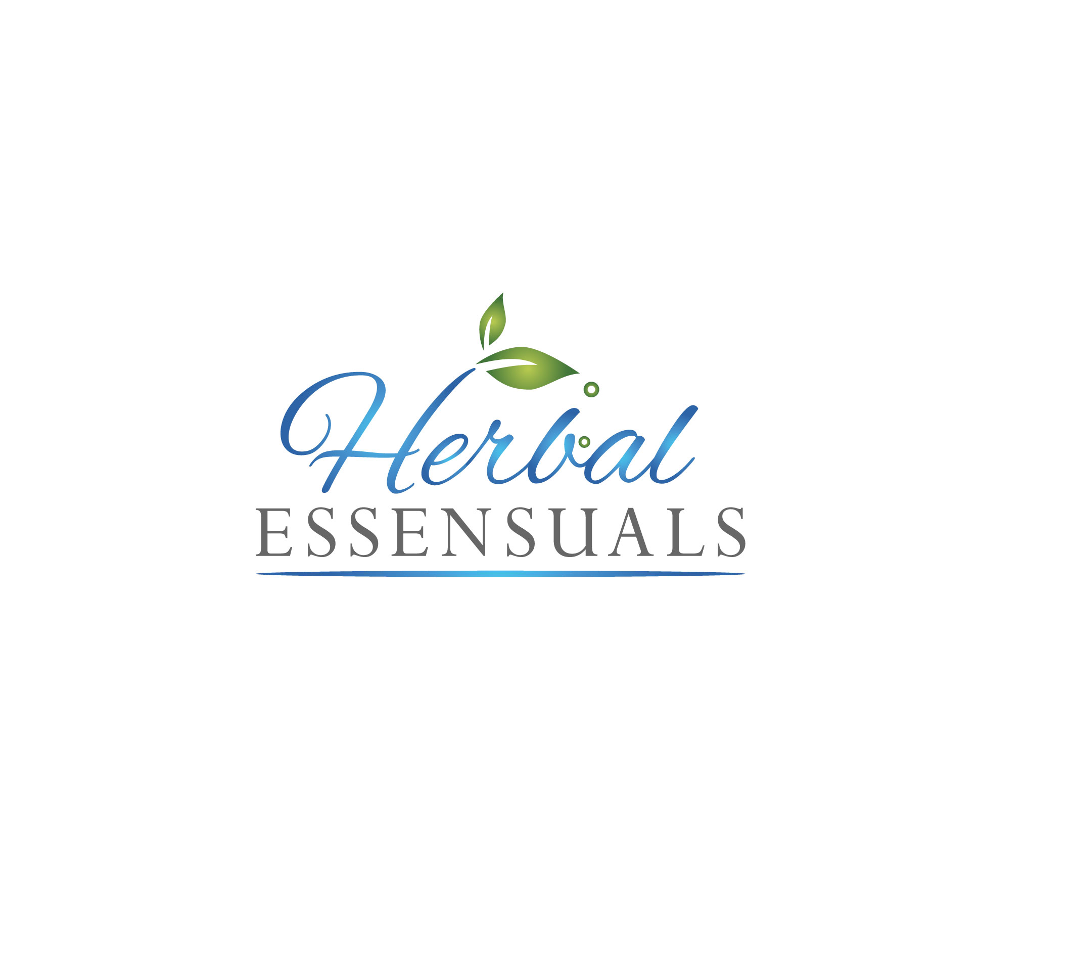 Logo Design by Darina Dimitrova - Entry No. 77 in the Logo Design Contest Captivating Logo Design for Herbal Essensuals.