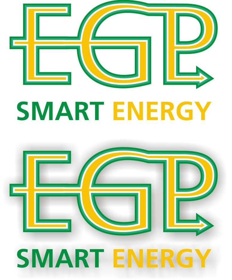 Logo Design by Korsunov Oleg - Entry No. 15 in the Logo Design Contest Captivating Logo Design for EGP Smart Energy.