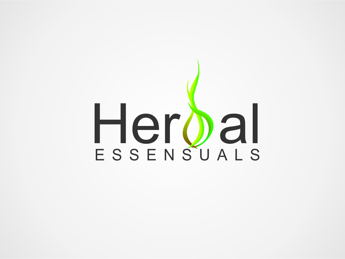 Logo Design by Musang - Entry No. 78 in the Logo Design Contest Captivating Logo Design for Herbal Essensuals.