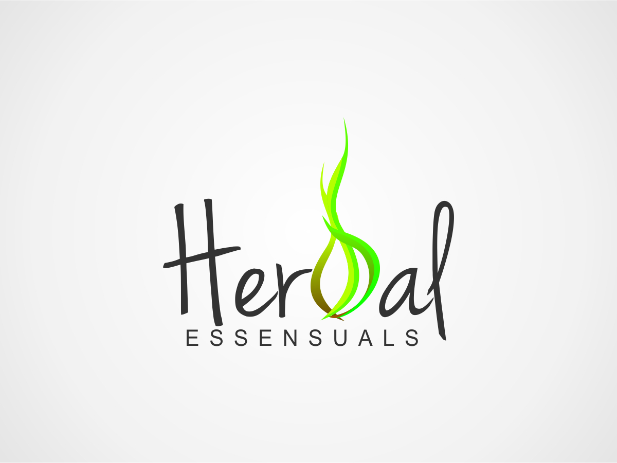 Logo Design by Musang - Entry No. 79 in the Logo Design Contest Captivating Logo Design for Herbal Essensuals.