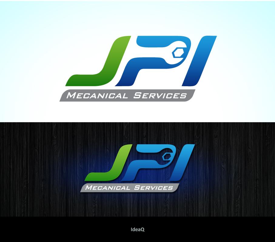 Logo Design by Private User - Entry No. 11 in the Logo Design Contest Inspiring Logo Design for JPI Mecanical Services.