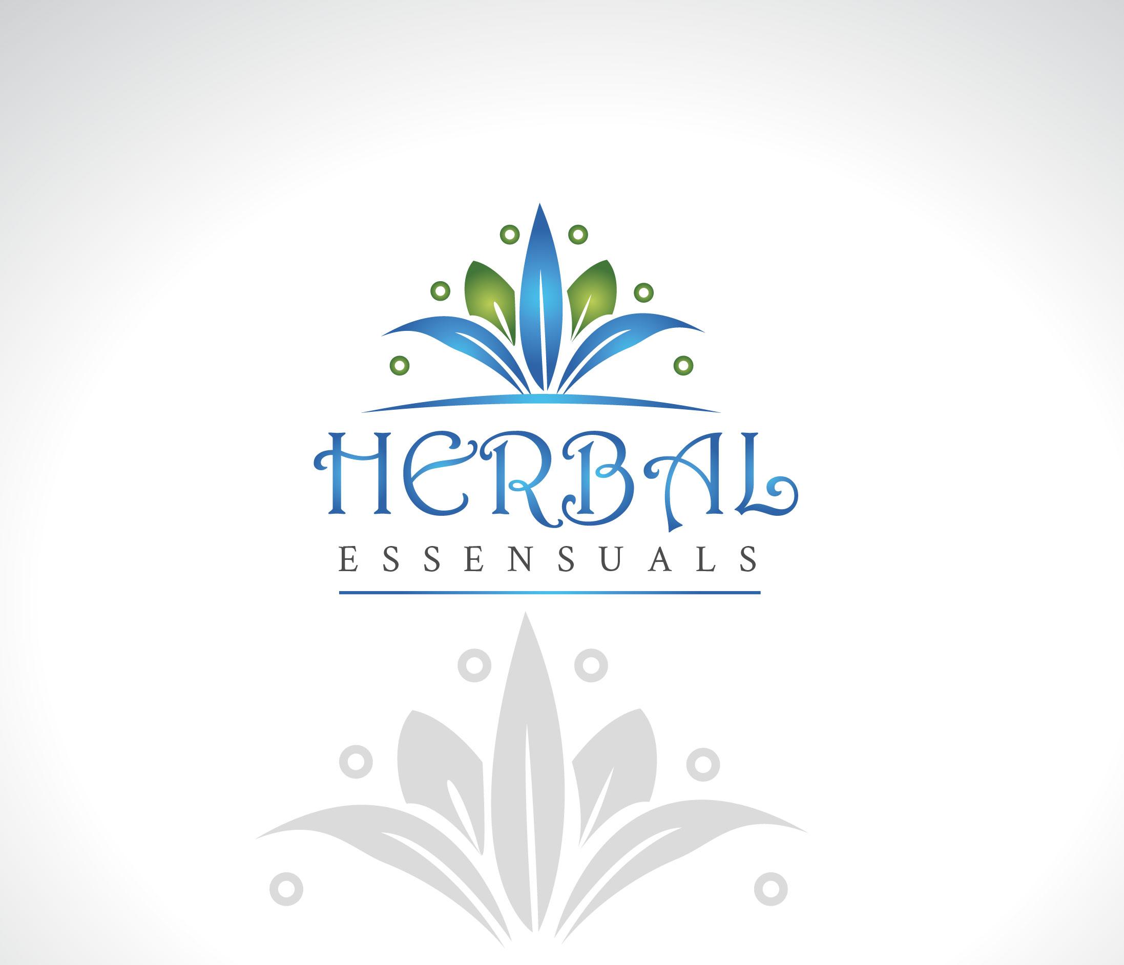 Logo Design by Darina Dimitrova - Entry No. 81 in the Logo Design Contest Captivating Logo Design for Herbal Essensuals.