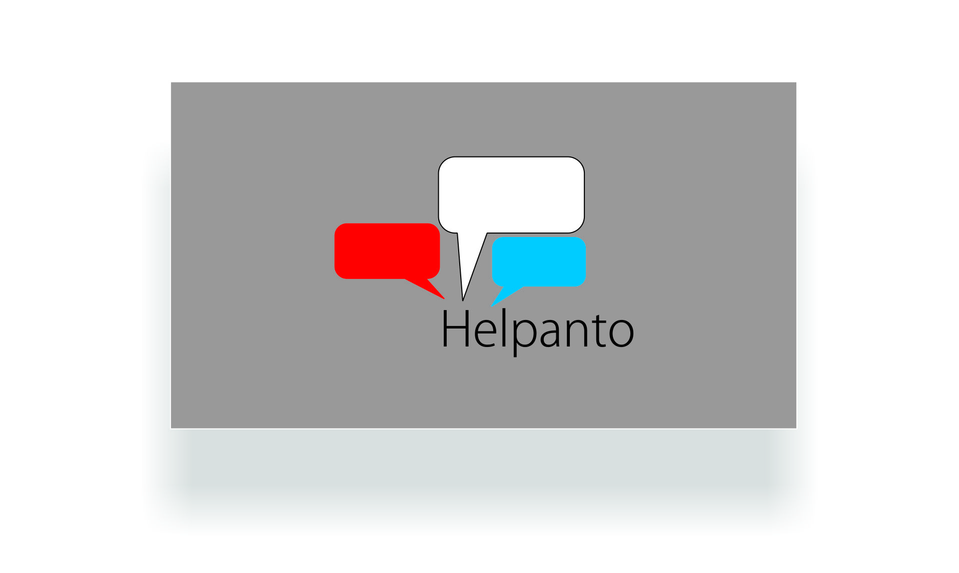 Logo Design by Afraseem Ibrahim - Entry No. 136 in the Logo Design Contest Artistic Logo Design for helpanto.