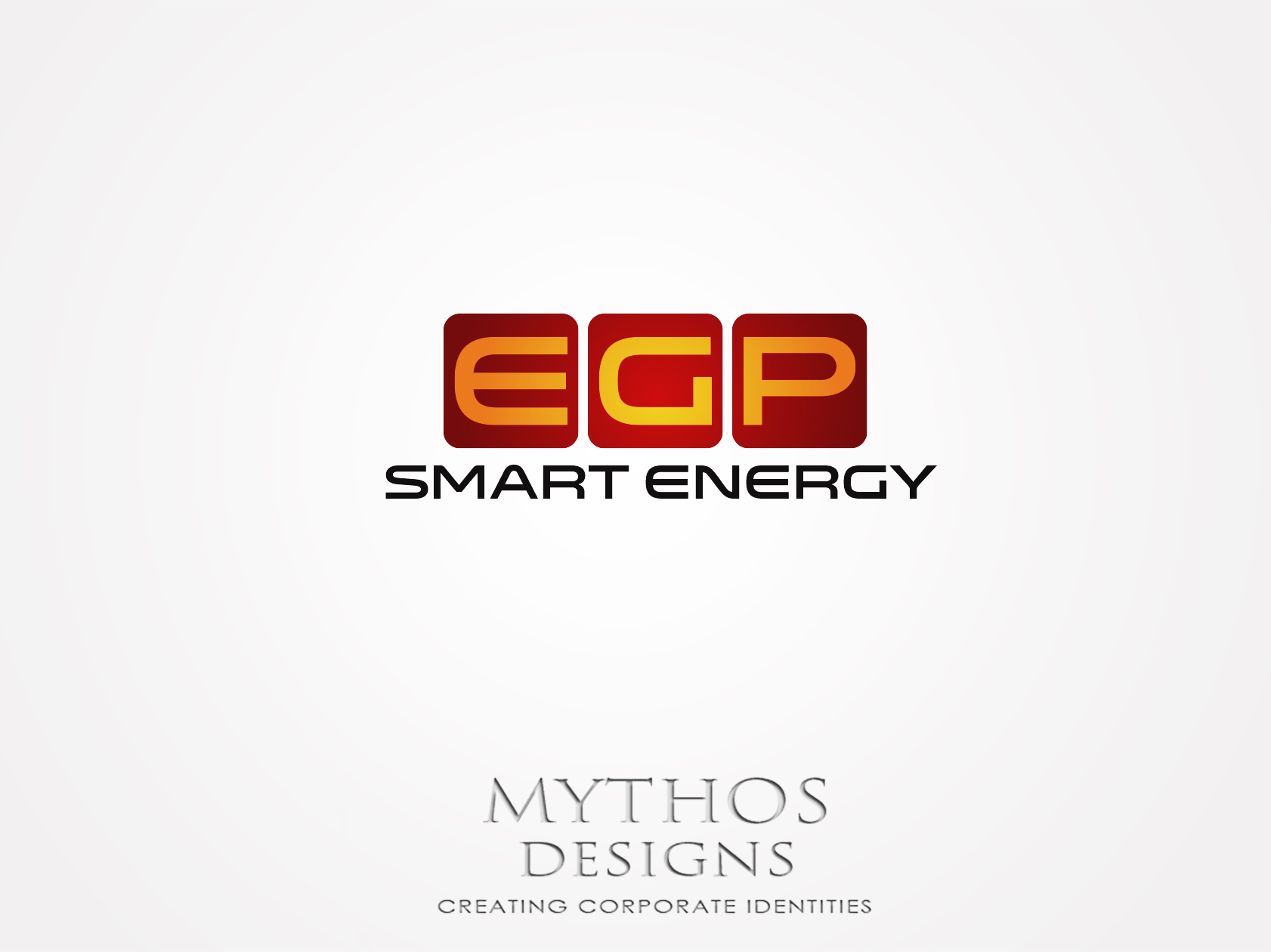 Logo Design by Mythos Designs - Entry No. 16 in the Logo Design Contest Captivating Logo Design for EGP Smart Energy.