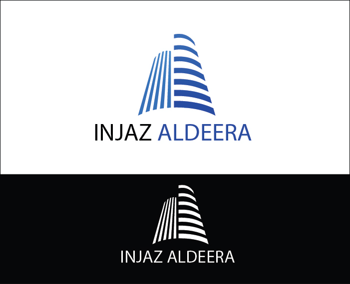 Logo Design by Derel Valarian - Entry No. 27 in the Logo Design Contest Fun Logo Design for Injaz aldeera.