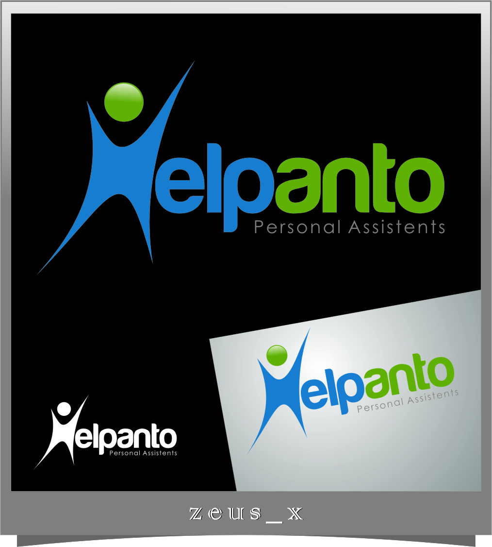 Logo Design by RoSyid Rono-Rene On Java - Entry No. 138 in the Logo Design Contest Artistic Logo Design for helpanto.