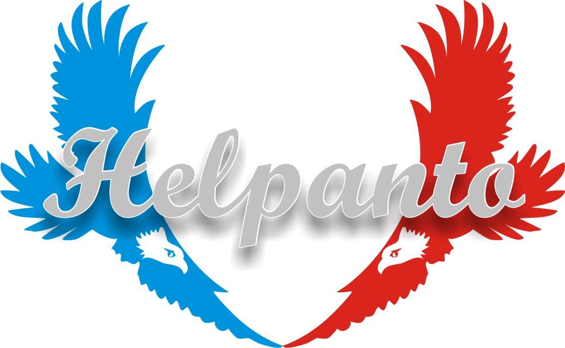 Logo Design by Korsunov Oleg - Entry No. 140 in the Logo Design Contest Artistic Logo Design for helpanto.