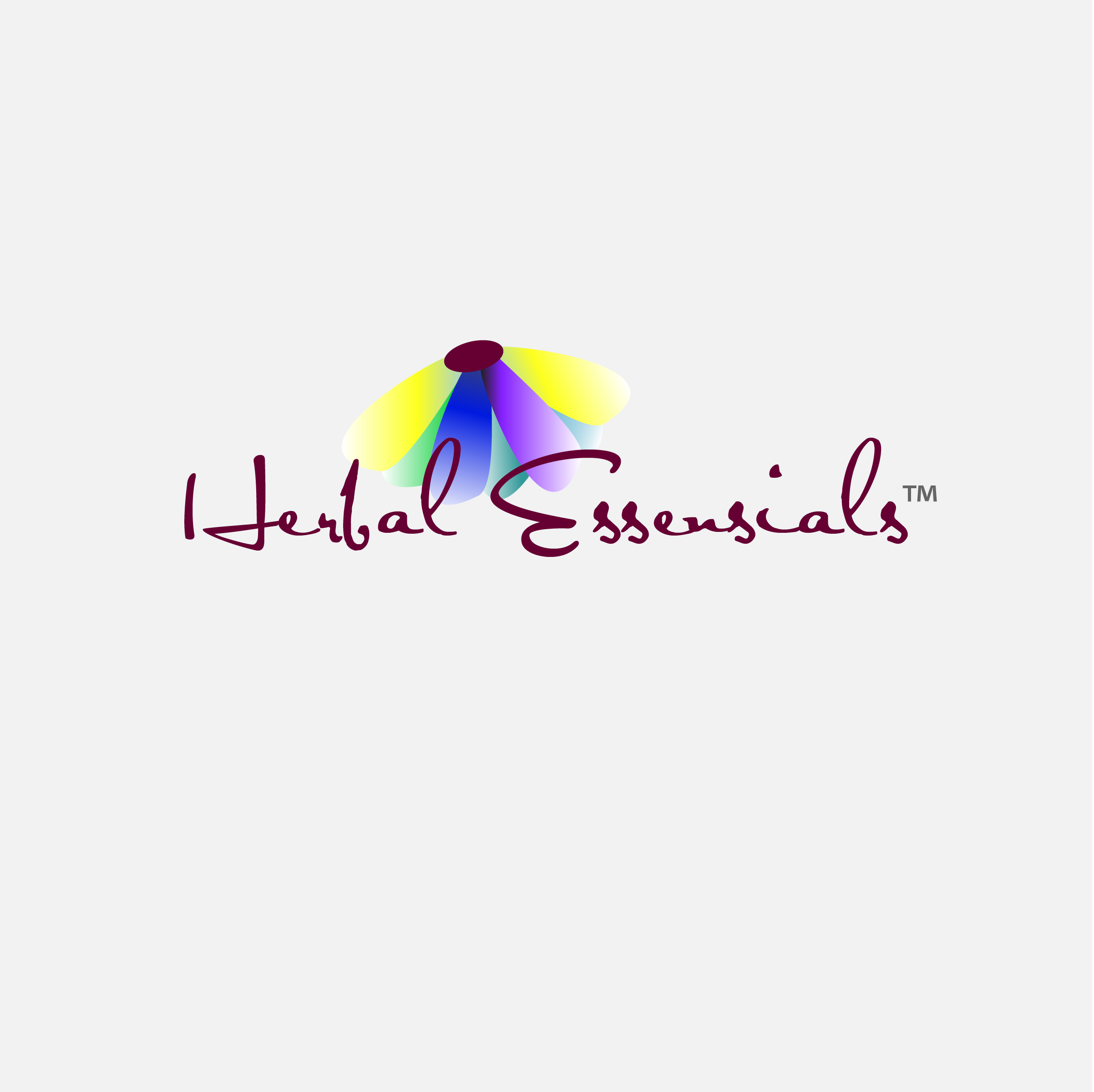 Logo Design by Nancy Grant - Entry No. 93 in the Logo Design Contest Captivating Logo Design for Herbal Essensuals.