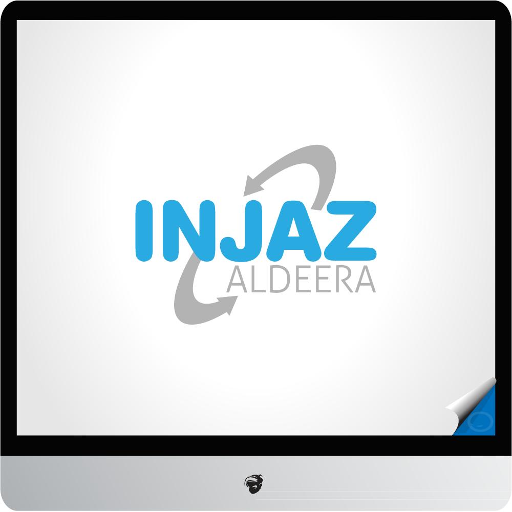 Logo Design by zesthar - Entry No. 29 in the Logo Design Contest Fun Logo Design for Injaz aldeera.