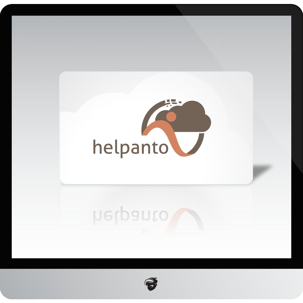 Logo Design by zesthar - Entry No. 141 in the Logo Design Contest Artistic Logo Design for helpanto.