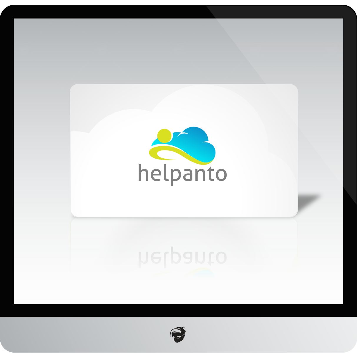 Logo Design by zesthar - Entry No. 142 in the Logo Design Contest Artistic Logo Design for helpanto.