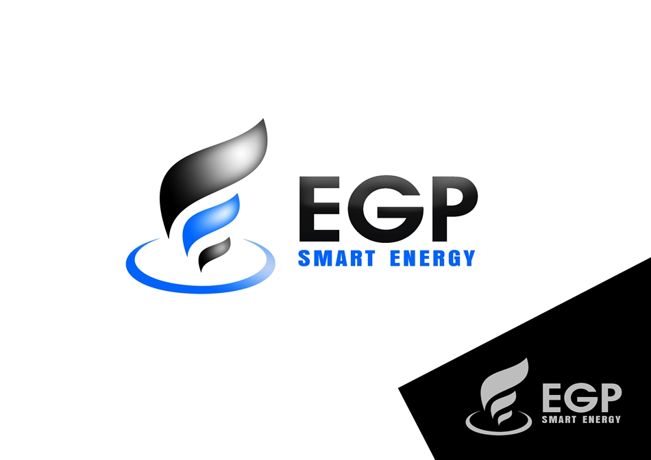Logo Design by Respati Himawan - Entry No. 23 in the Logo Design Contest Captivating Logo Design for EGP Smart Energy.