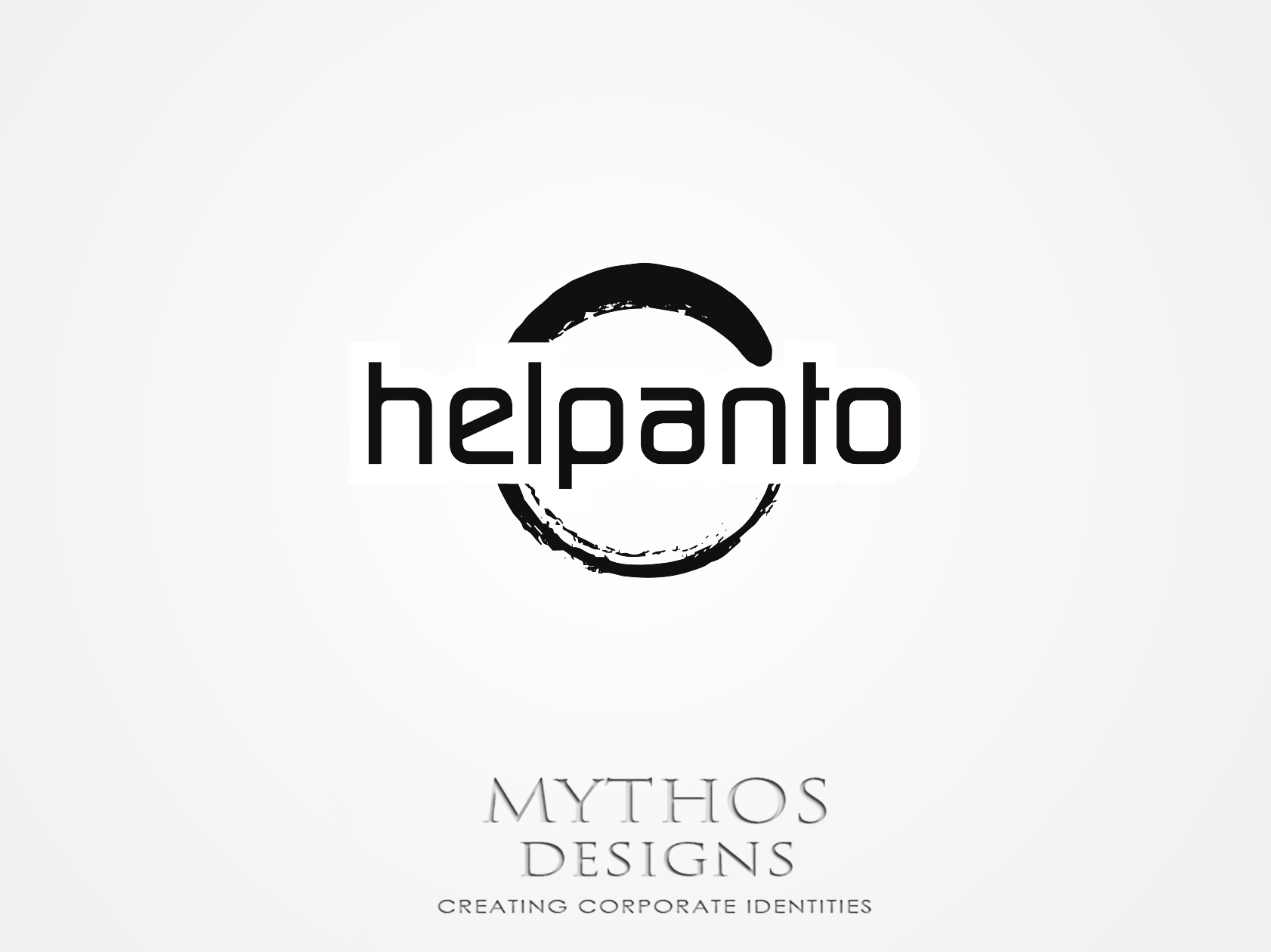 Logo Design by Mythos Designs - Entry No. 144 in the Logo Design Contest Artistic Logo Design for helpanto.