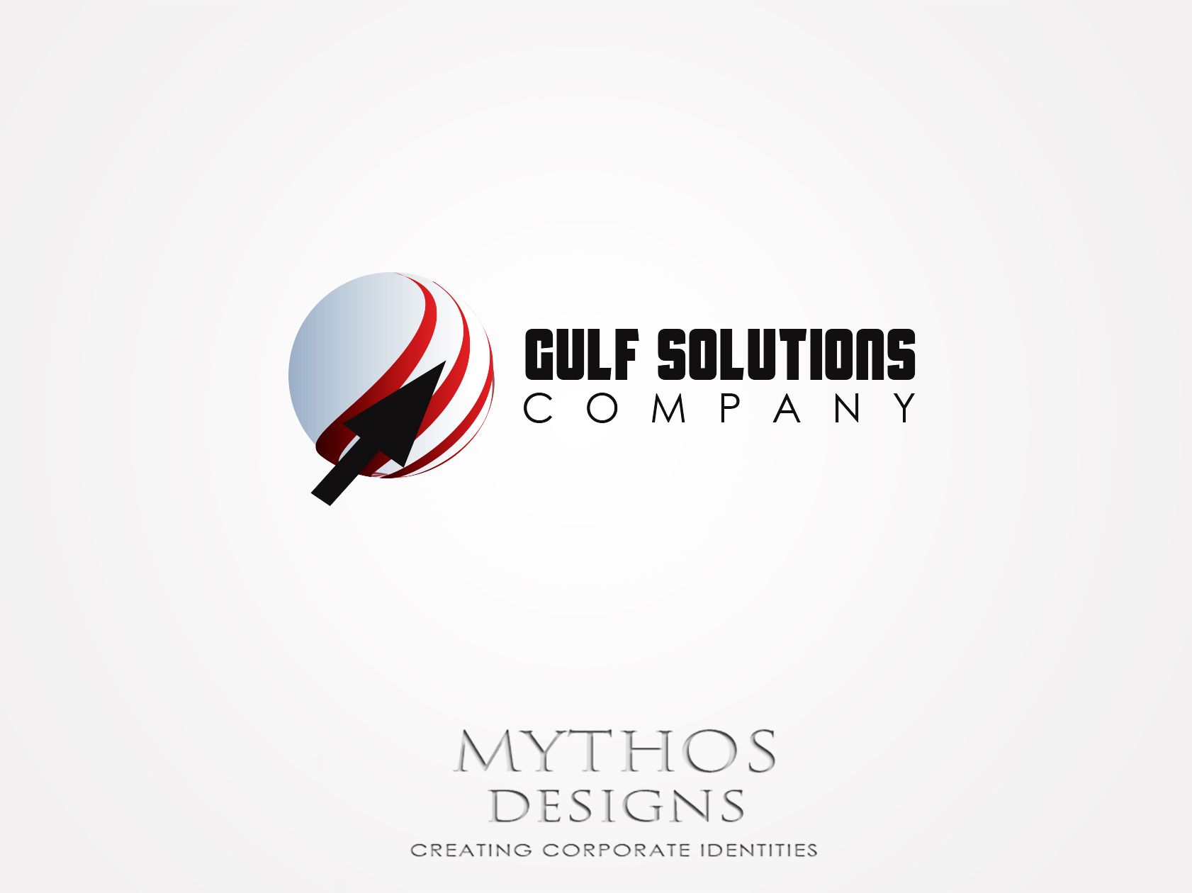 Logo Design by Mythos Designs - Entry No. 22 in the Logo Design Contest New Logo Design for Gulf solutions company.