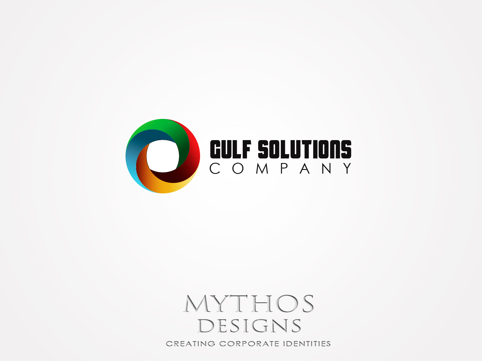 Logo Design by Mythos Designs - Entry No. 23 in the Logo Design Contest New Logo Design for Gulf solutions company.