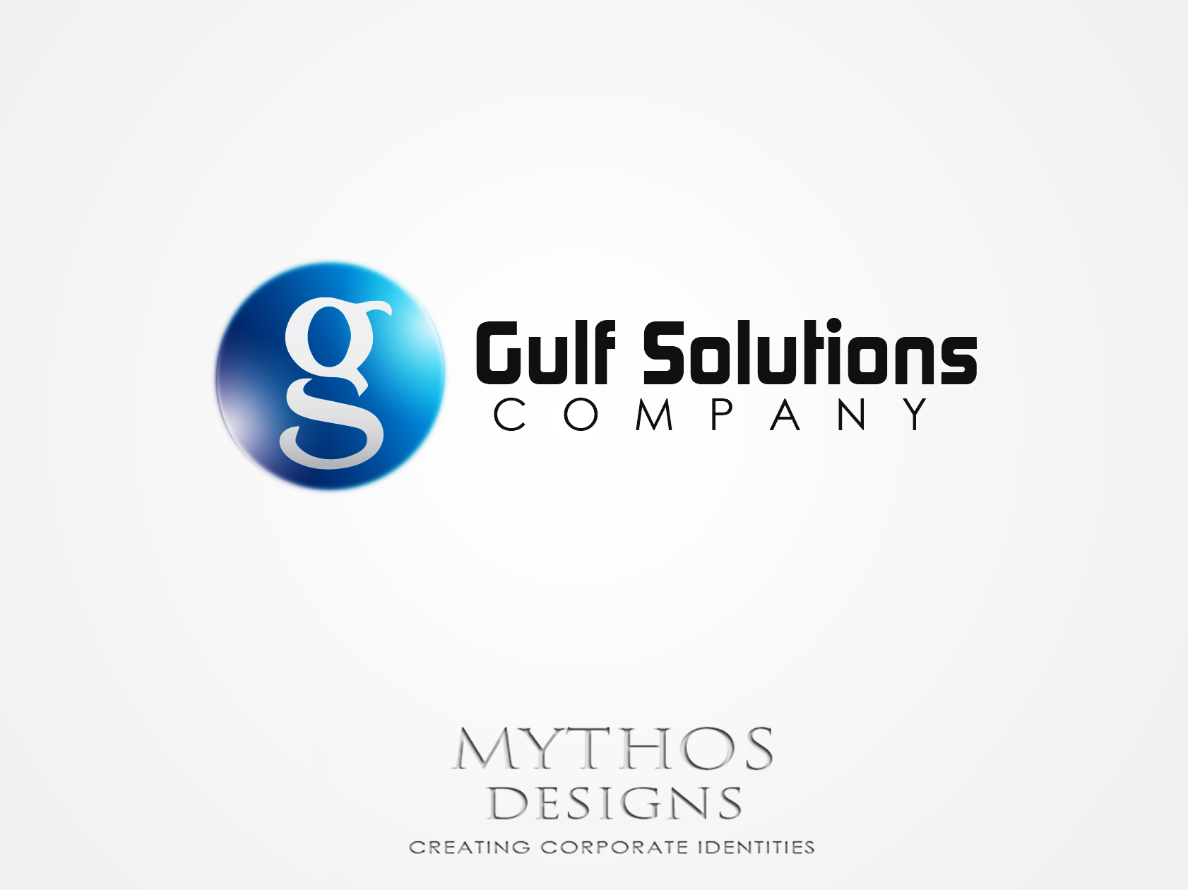 Logo Design by Mythos Designs - Entry No. 24 in the Logo Design Contest New Logo Design for Gulf solutions company.