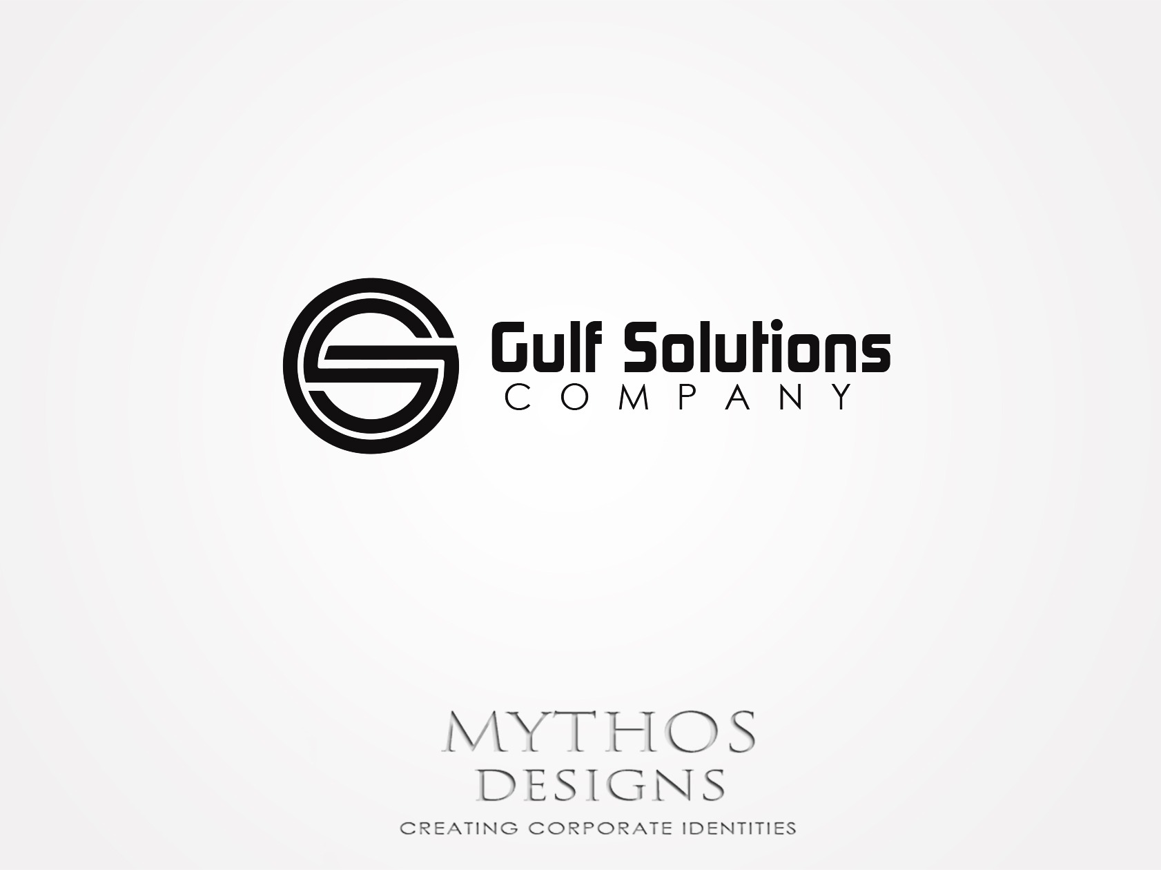 Logo Design by Mythos Designs - Entry No. 25 in the Logo Design Contest New Logo Design for Gulf solutions company.