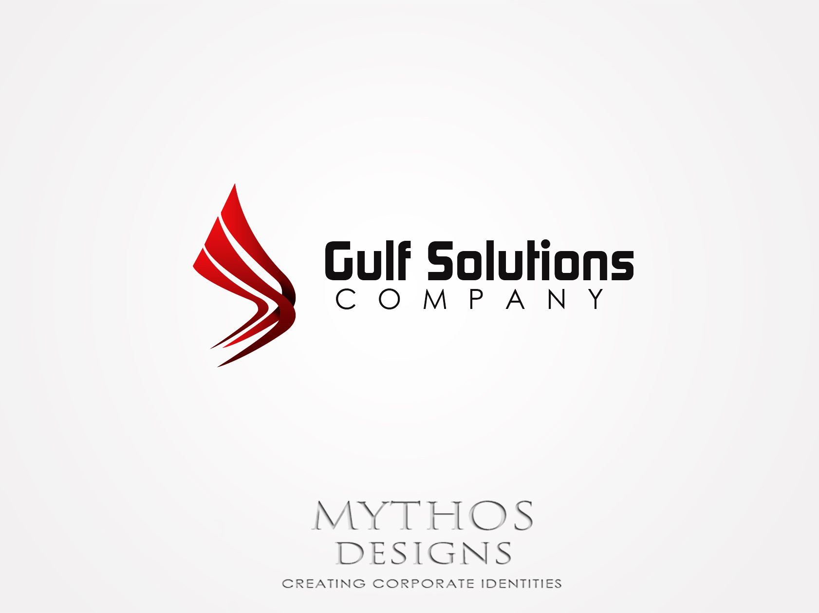 Logo Design by Mythos Designs - Entry No. 27 in the Logo Design Contest New Logo Design for Gulf solutions company.