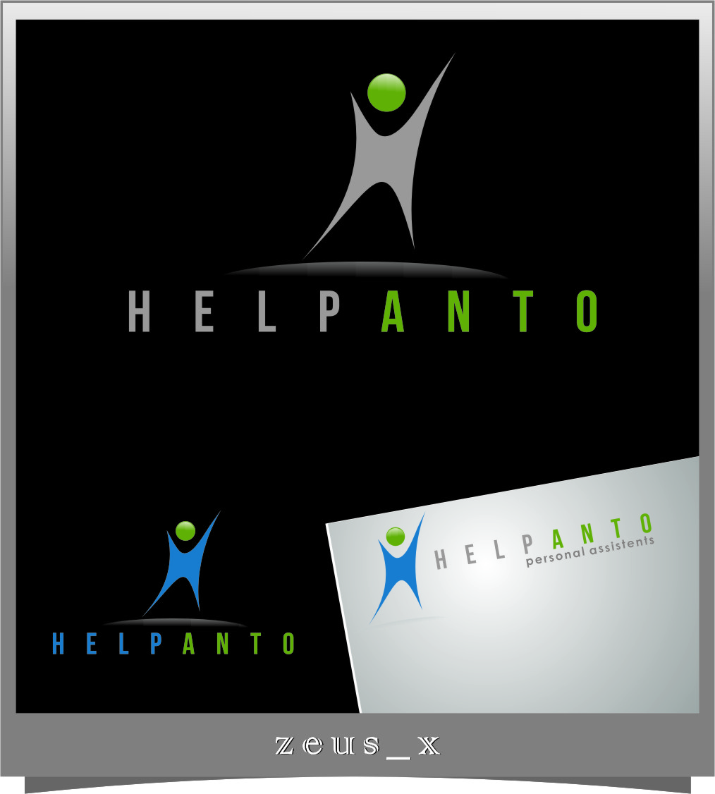 Logo Design by Ngepet_art - Entry No. 145 in the Logo Design Contest Artistic Logo Design for helpanto.