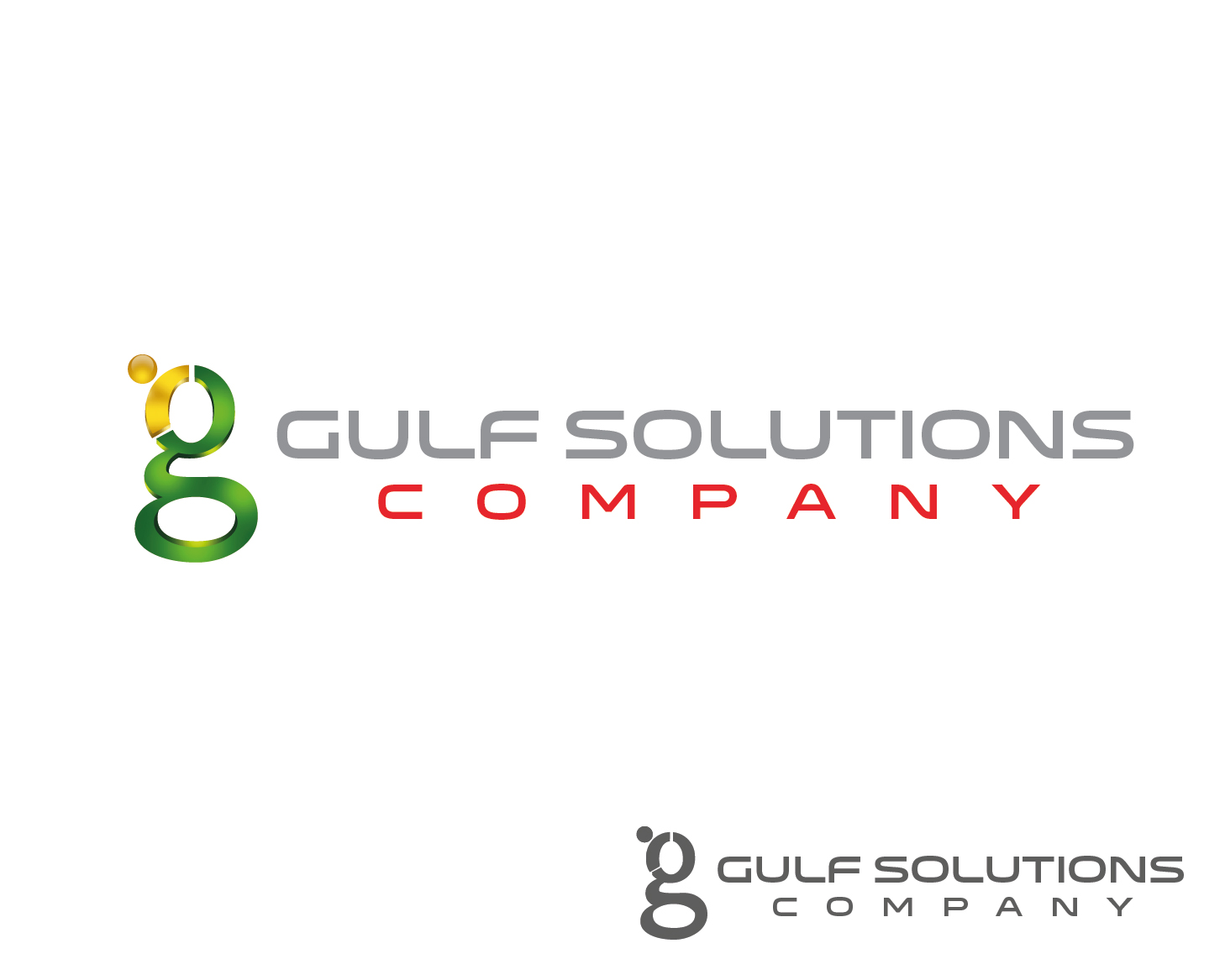 Logo Design by VENTSISLAV KOVACHEV - Entry No. 28 in the Logo Design Contest New Logo Design for Gulf solutions company.