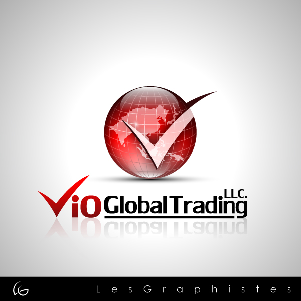 Logo Design by Les-Graphistes - Entry No. 35 in the Logo Design Contest Vio Global Trading, LLC.