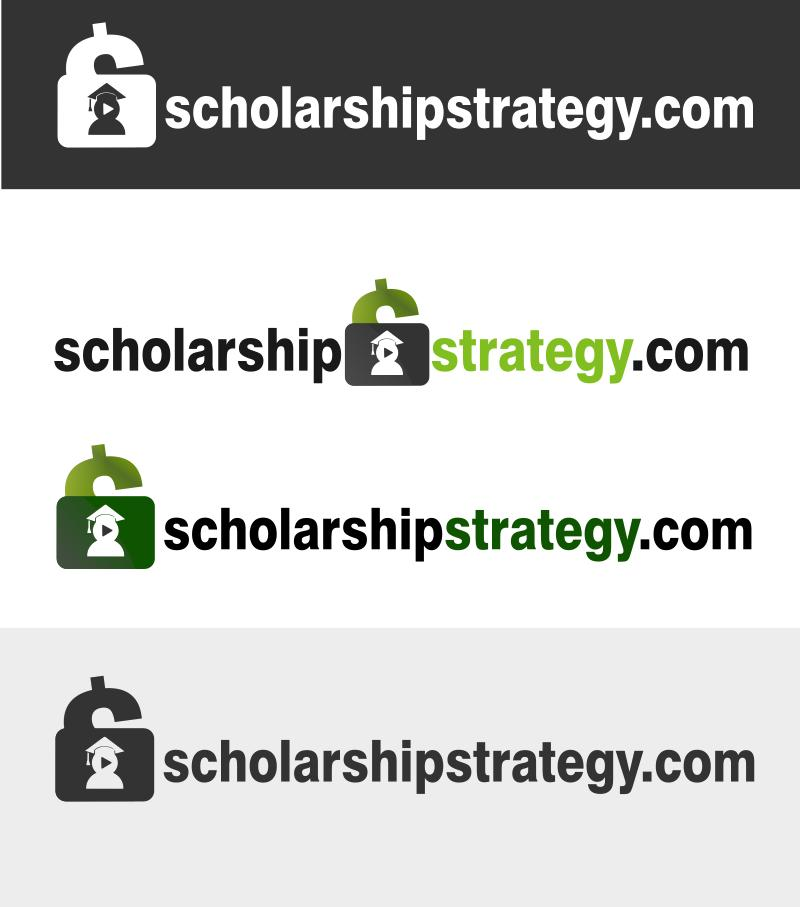 Logo Design by Private User - Entry No. 121 in the Logo Design Contest Captivating Logo Design for Scholarshipstrategy.com.