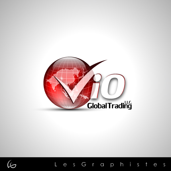 Logo Design by Les-Graphistes - Entry No. 36 in the Logo Design Contest Vio Global Trading, LLC.