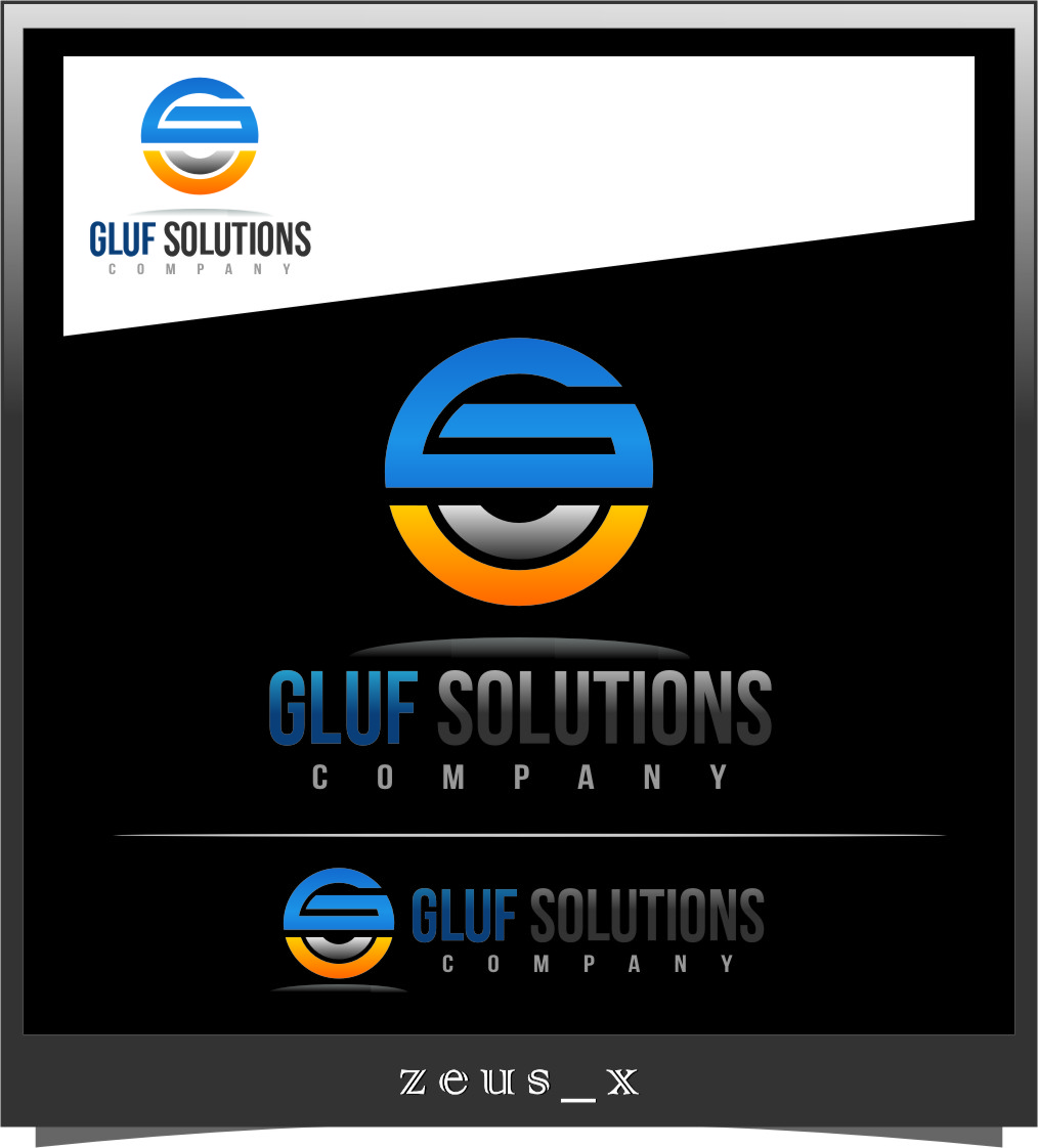 Logo Design by RasYa Muhammad Athaya - Entry No. 40 in the Logo Design Contest New Logo Design for Gulf solutions company.