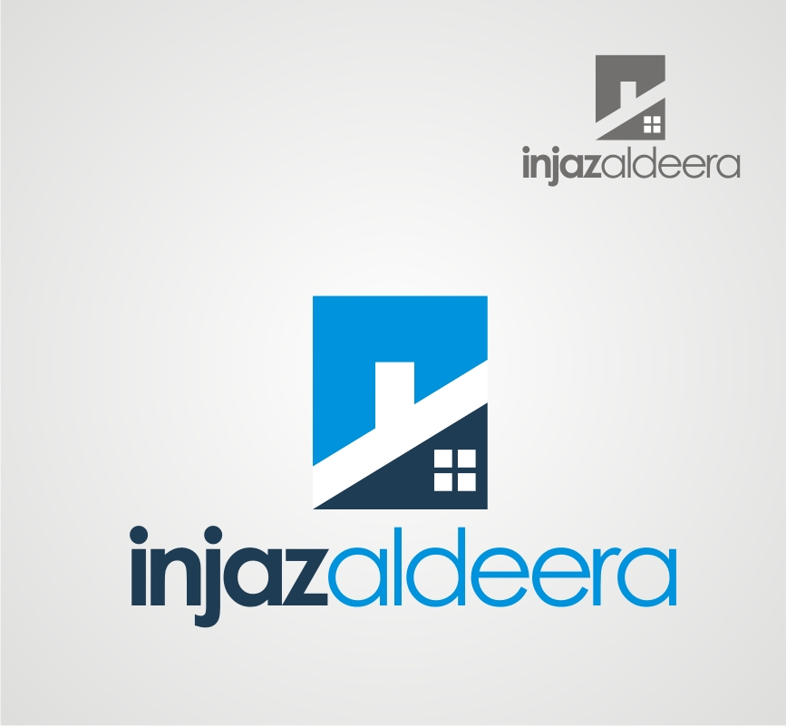 Logo Design by Reivan Ferdinan - Entry No. 33 in the Logo Design Contest Fun Logo Design for Injaz aldeera.
