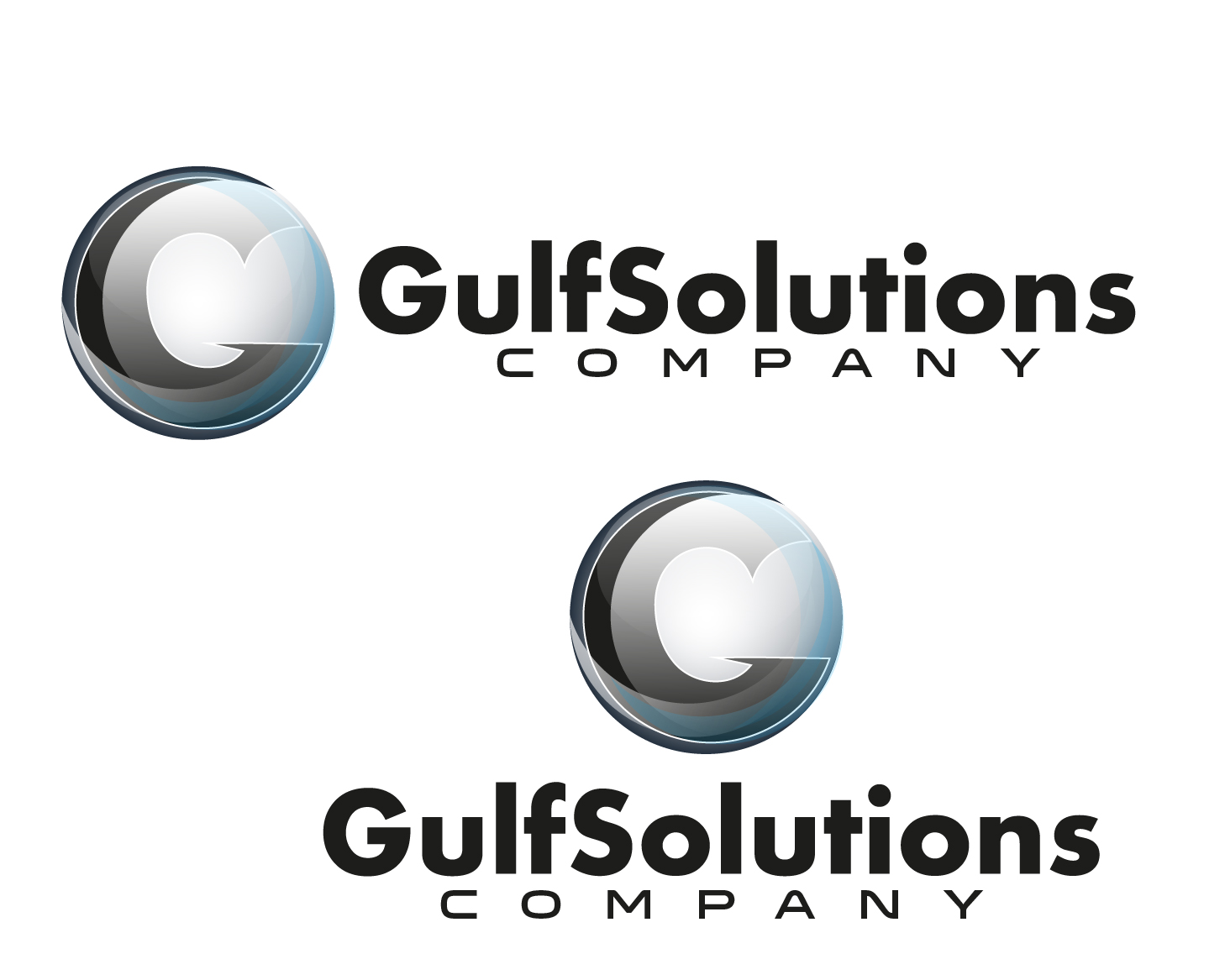 Logo Design by VENTSISLAV KOVACHEV - Entry No. 43 in the Logo Design Contest New Logo Design for Gulf solutions company.