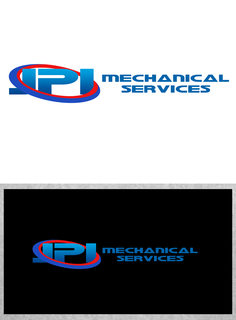 Logo Design by Private User - Entry No. 24 in the Logo Design Contest Inspiring Logo Design for JPI Mecanical Services.