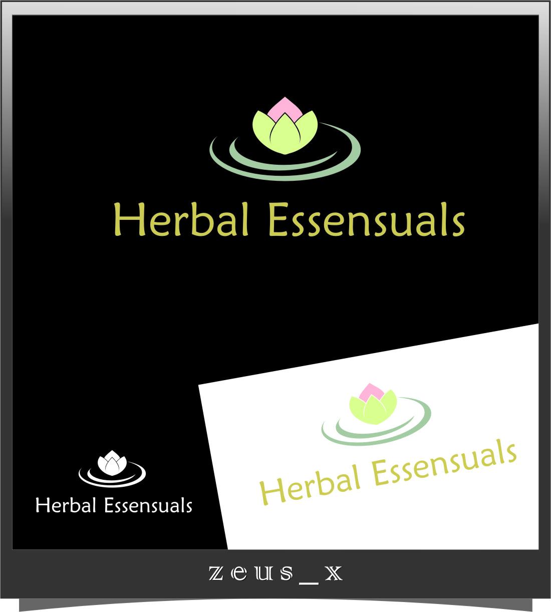 Logo Design by Ngepet_art - Entry No. 99 in the Logo Design Contest Captivating Logo Design for Herbal Essensuals.
