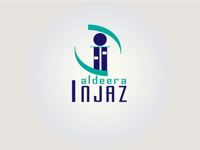 Logo Design by Afechkou Jihad - Entry No. 35 in the Logo Design Contest Fun Logo Design for Injaz aldeera.