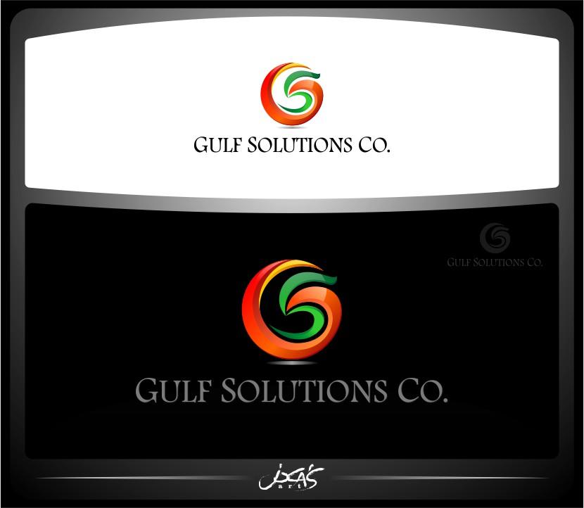 Logo Design by joca - Entry No. 45 in the Logo Design Contest New Logo Design for Gulf solutions company.