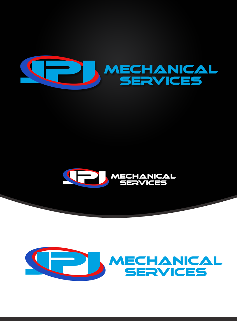 Logo Design by Private User - Entry No. 25 in the Logo Design Contest Inspiring Logo Design for JPI Mecanical Services.